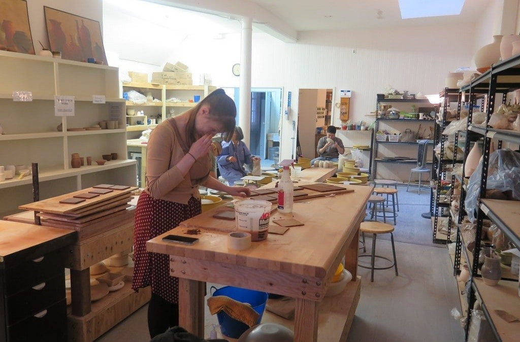 New Pottery Studio