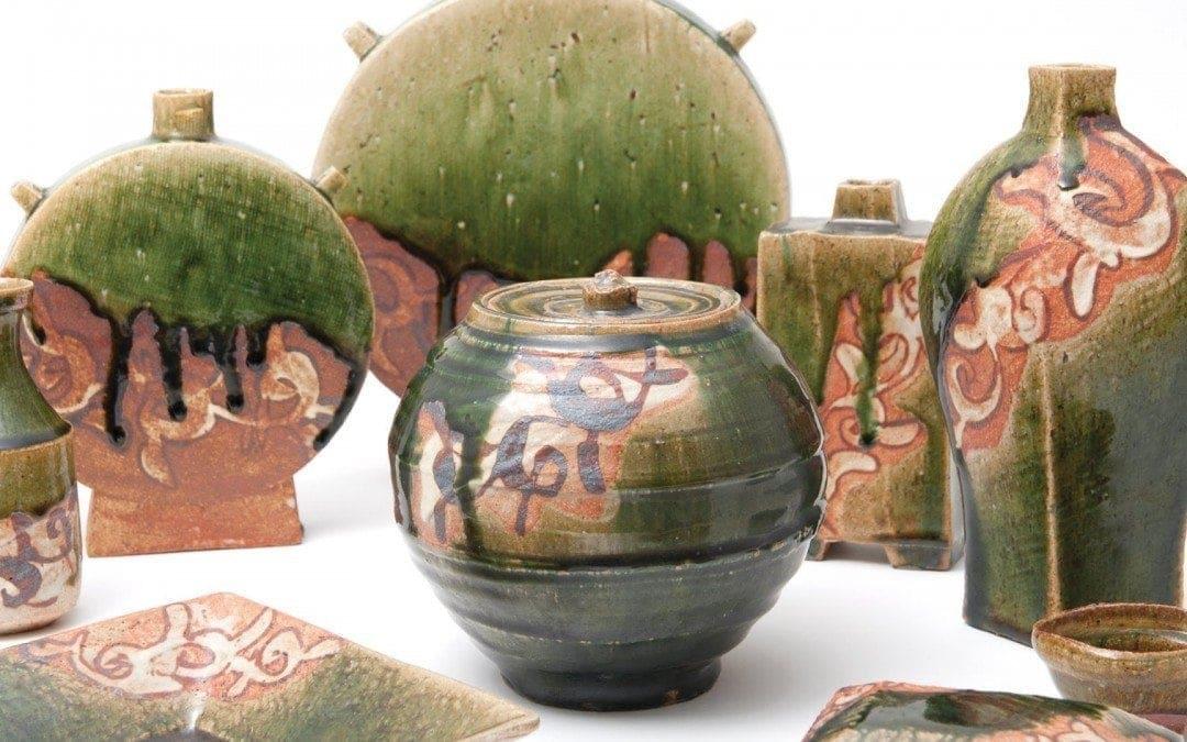 Ken Matsuzuki pottery
